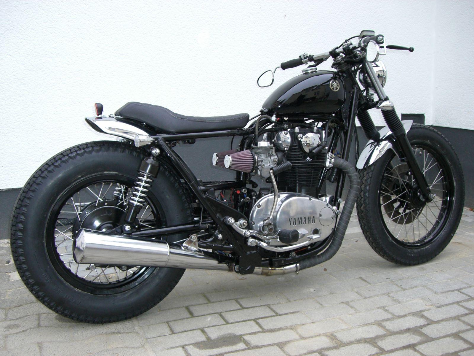 "Yamaha ""Bratster"""